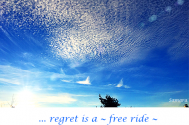 regret-is-a--free-ride--in-reasoning-s-roundabout