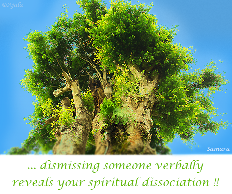 dismissing-someone-verbally-reveals-your-spiritual-dissociation