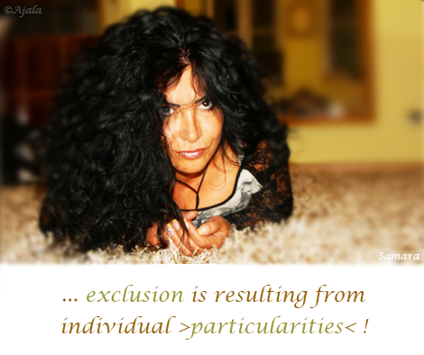exclusion-is-resulting-from-individual-particularities