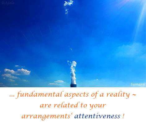 fundamental-aspects-of-a-reality--are-related-to-your-arrangements-attentiveness
