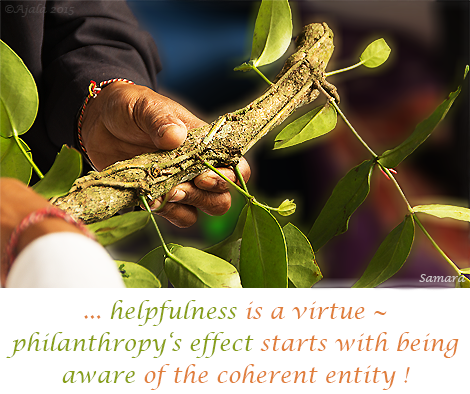 helpfulness-is-a-virtue--philantrophy-s-effect-starts-with-being-aware-of-the-coherent-entity