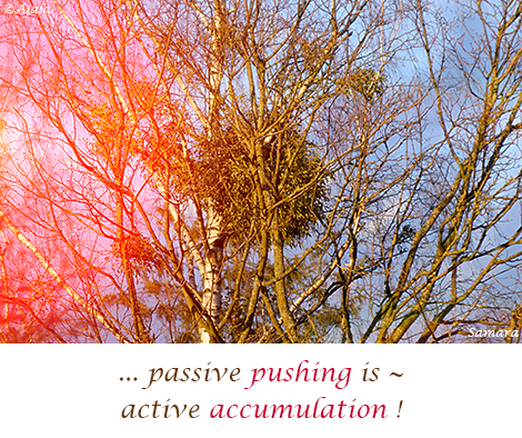 passive-pushing-is--active-accumulation