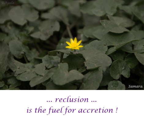 reclusion-is-the-fuel-for-accretion