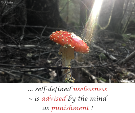 self-defined-uselessness--is-advised-by-the-mind-as-punishment