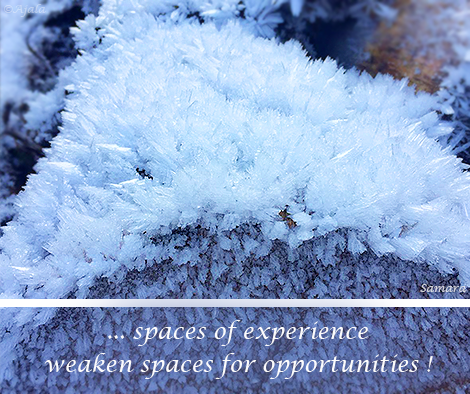 spaces-of-experience-weaken-spaces-for-opportunities