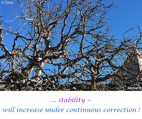 stability--will-increase-under-continuous-correction