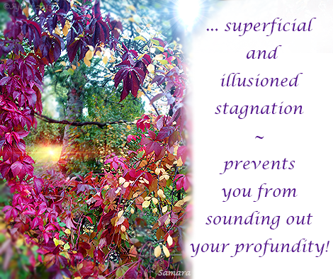 superficial-and-illusioned-stagnation--prevents-you-from-sounding-out-your-profundity