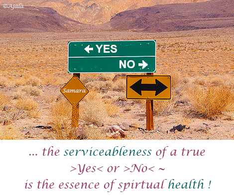 the-serviceableness-of-a-true-Yes-or-No-is-the-essence-of-spirtual-health