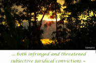 both-infringed-and-threatened-subjective-juridical-convictions--impede-a-conflict-s-resolution