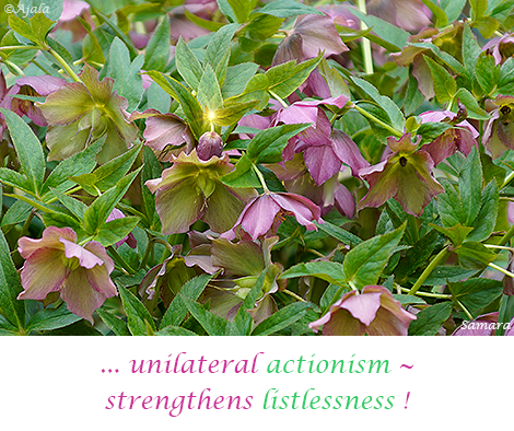 unilateral-actionism--strengthens-listlessness