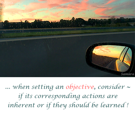 when-setting-an-objective,-consider--if-its-corresponding-actions-are-inherent-or-if-they-should-be-learned