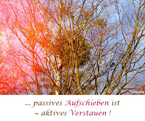 passives-Aufschieben-ist--aktives-Verstauen